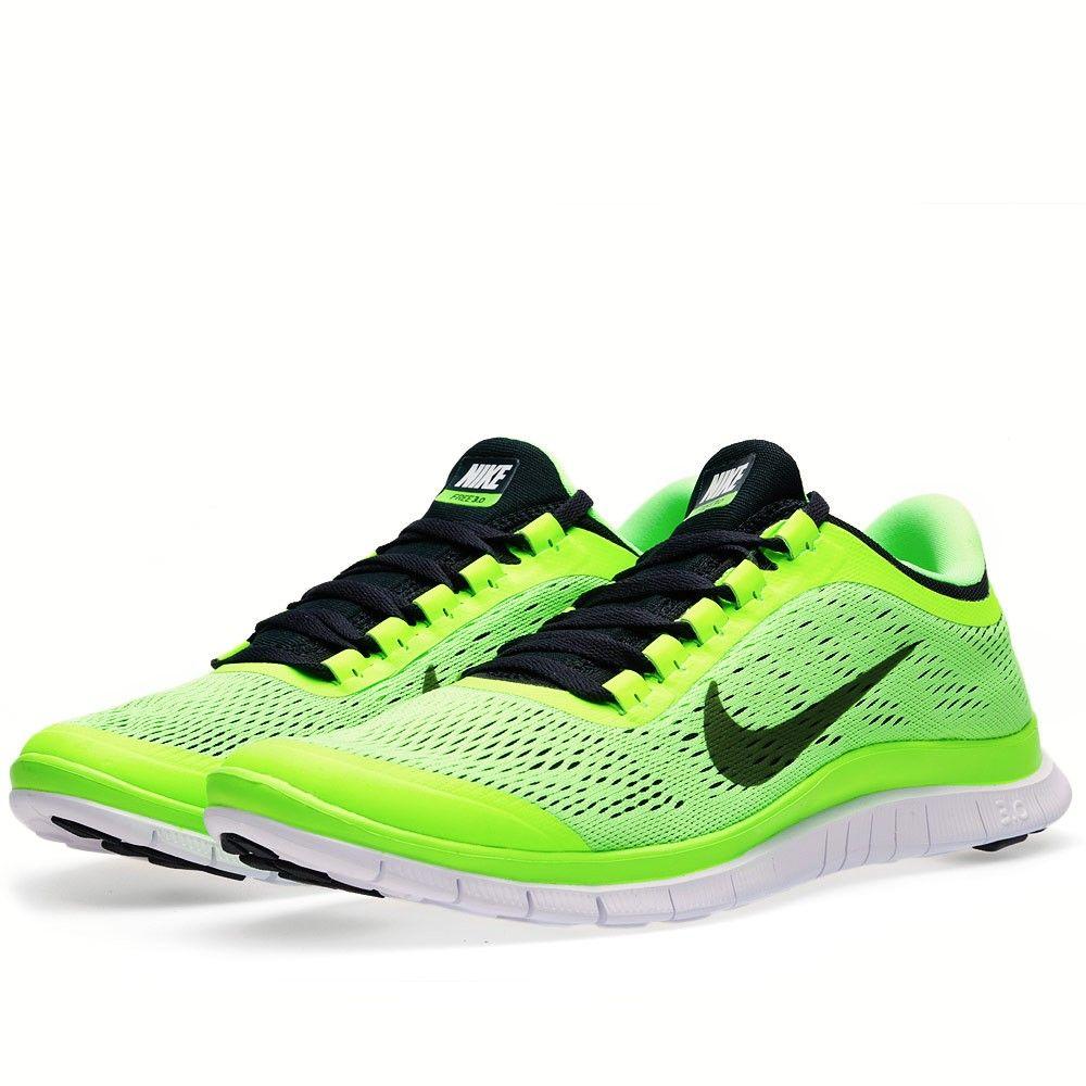 best cheap f0339 bf02f Nike Free 3.0 V5 (Flash Lime)