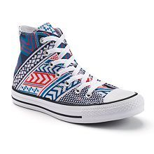 Adult Converse Chuck Taylor All Star Tropical Print High Top
