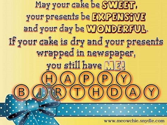 Funny birthday greeting for a friend birthday wishes pinterest funny birthday greeting for a friend m4hsunfo Images
