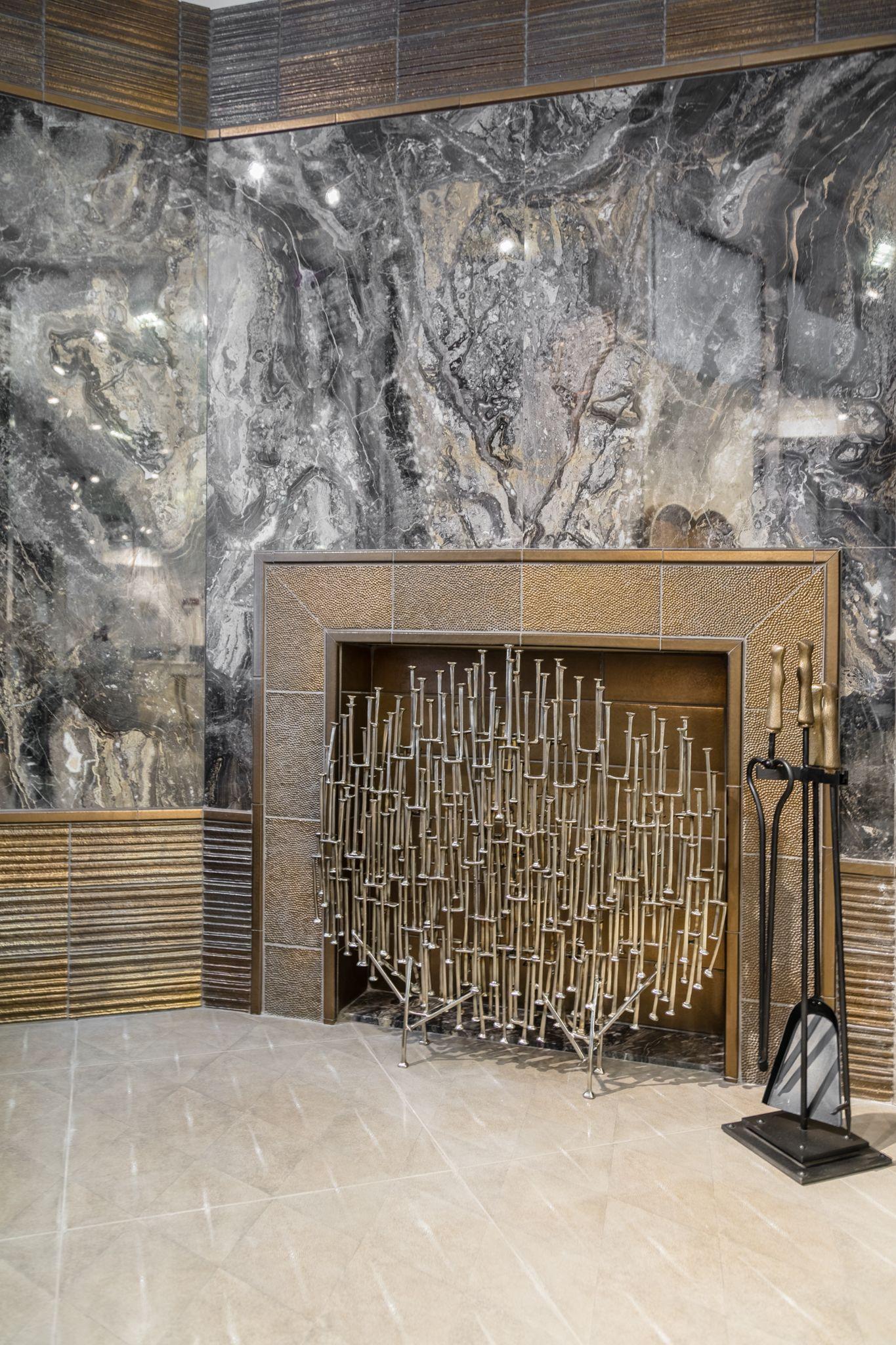artistic tile i michael aram for artistic tile collection u0027molten
