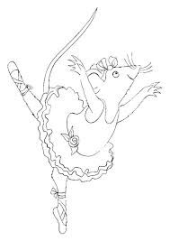 Image Result For Ski Lift Coloring Pages Ballerina Coloring