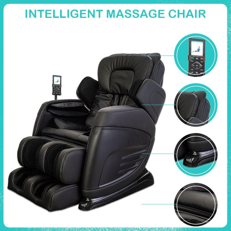 Full Body Massage Chair With Built In Thermal Therapy System Massage Chair Full Body Massage Massage
