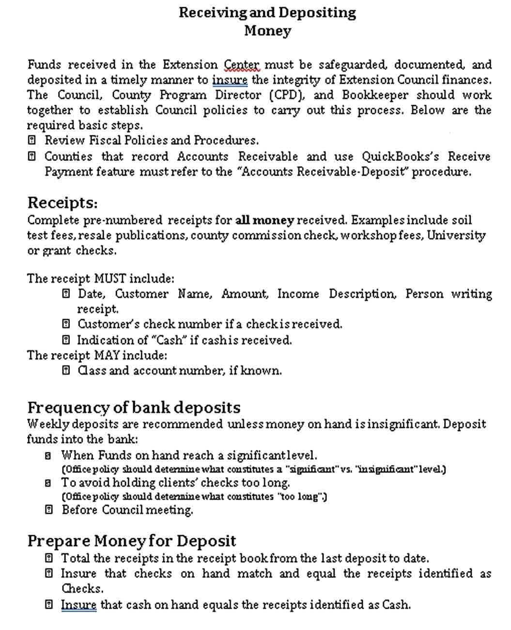 Money Receipt Template Receipt Template Business Template How To Get Money