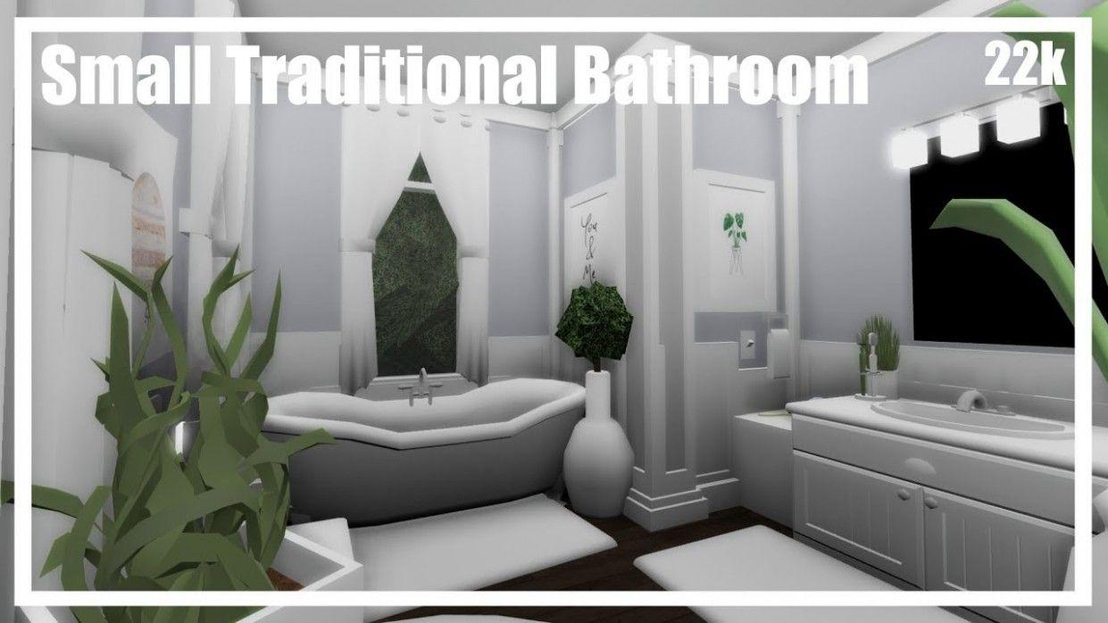 Master Bathroom Ideas Bloxburg  Luxury house plans, Bedroom house