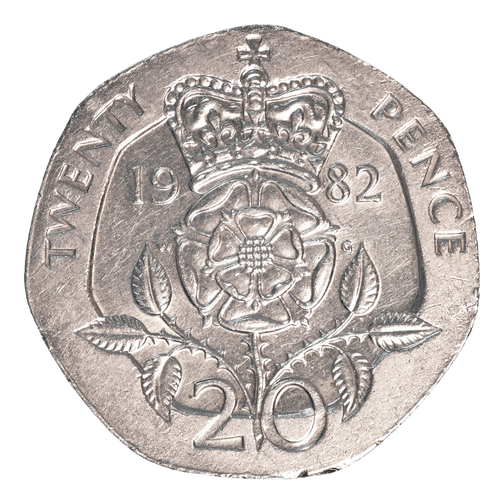 Have You Got One These Rare 20p Coins Are Worth Up To