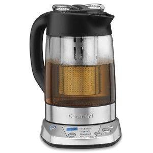 Cuisinart Tea Steeper Kettle Programmable Golda S Kitchen