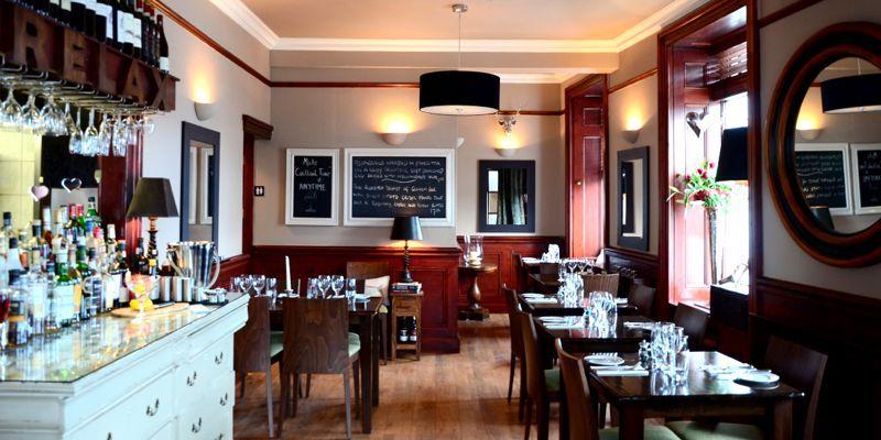 River House Restaurant Inverness