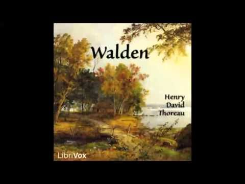 WALDEN by Henry David Thoreau - FULL Audio Book - Part 1 (of 2) - - Walden by…