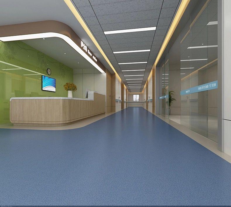 Hospital Flooring Vinyl Floor For Hospital In 2020 Vinyl Flooring Flooring Pvc Vinyl Flooring
