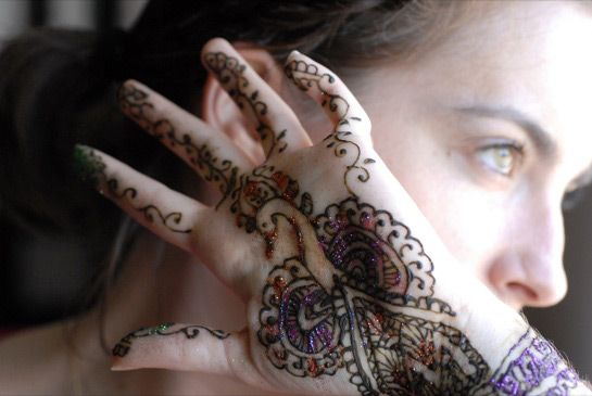 East Indian Henna Tattoo: East Indian Tattoos And Meanings