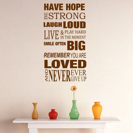 Love inspirational quotes for bedroom interior decorating for Bedroom inspiration quotes