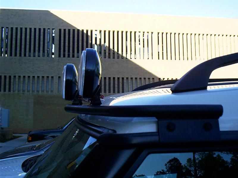 Roof-Mount Light Bar - How to Route Wiring - Land Rover Forums ...