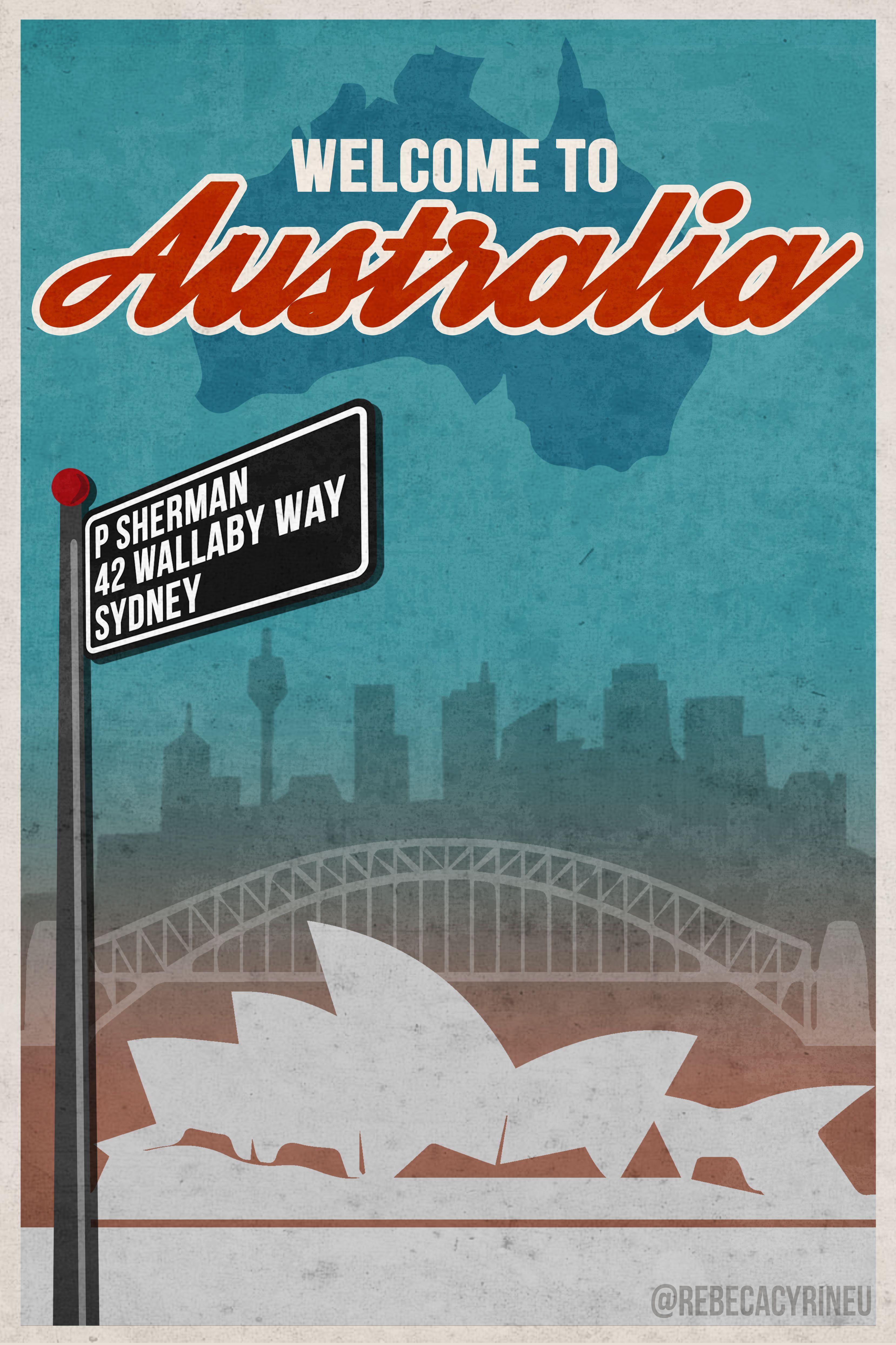Vintage Posters Sydney Australia