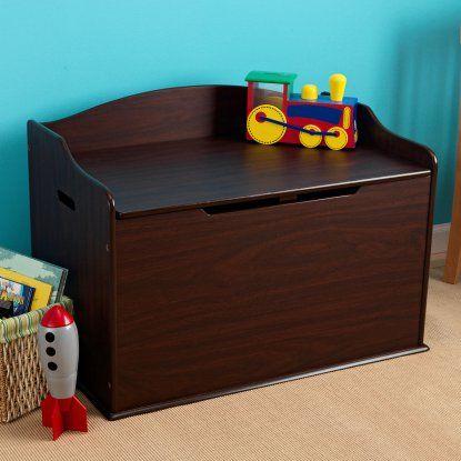Kidkraft The Austin Toy Box Toy Storage Bench Toy Storage Boxes