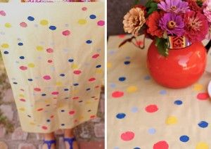 Diy wednesday confetti table runner 5 project wedding blog diy wednesday confetti table runner 5 project wedding blog solutioingenieria Images