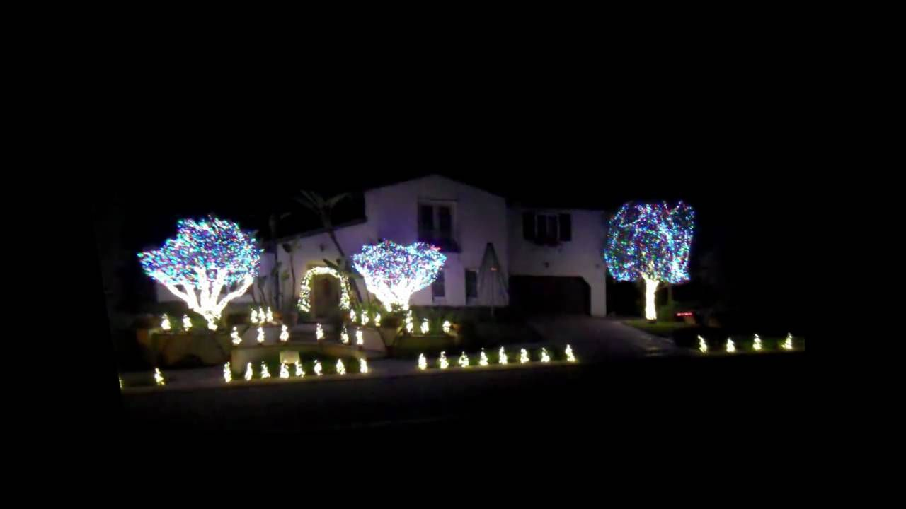 Star Wars Orange County Christmas Lights Show Christmas Light Show Christmas Lights Star Wars Christmas Lights