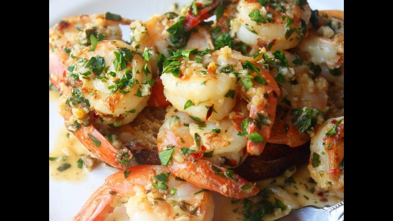 Garlic Shrimp Recipe Quick Easy Garlic Shrimp Youtube Quick Cooking Recipes Shrimp Recipes Easy Garlic Shrimp Recipe