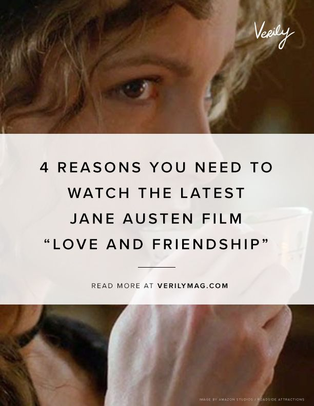 4 Reasons You Need to Watch the Latest Jane Austen Film 'Love and Friendship'