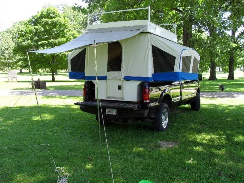 Lightweight Popup Camper 4x4 and Off