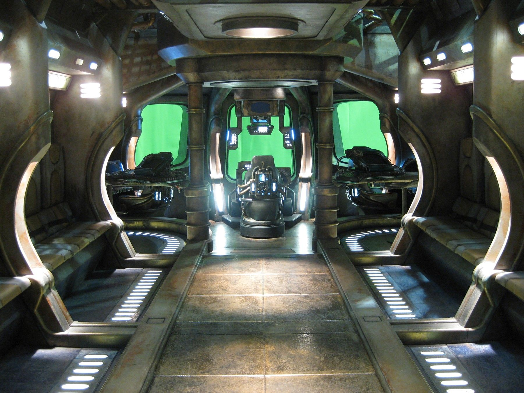 space shuttle interior design - photo #14