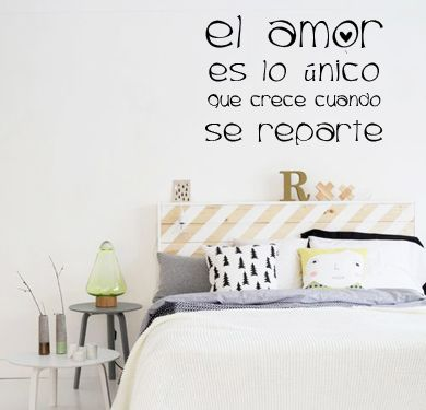Ba b vinilo decorativo de pared podes enviar tu frase o for Stickers decorativos de pared