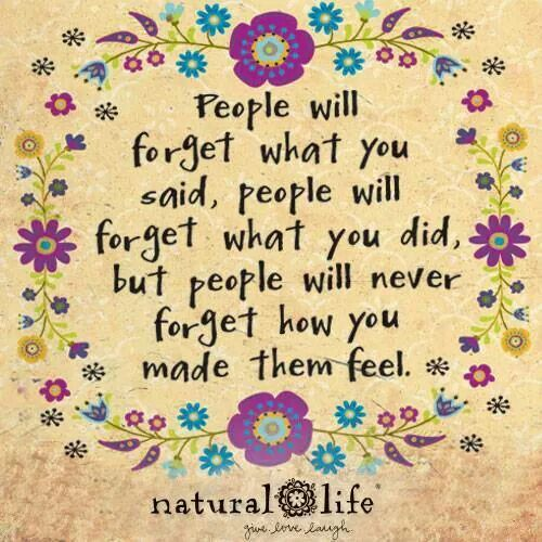 Be kind & let the crappy people see how kindness is better💕