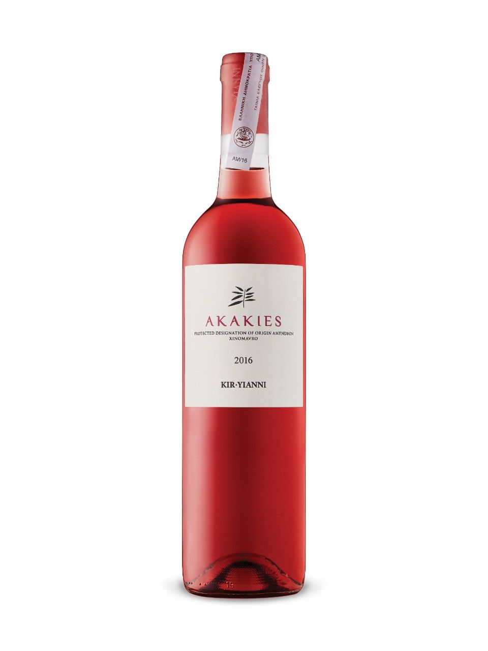 Kir Yianni Akakies Xinomavro Rose 2016 Amyndeon Macedonia P D O Greece Natalie S Score 89 100 Http Www Nataliem Wine Bottle Wine Night Rose Wine Bottle