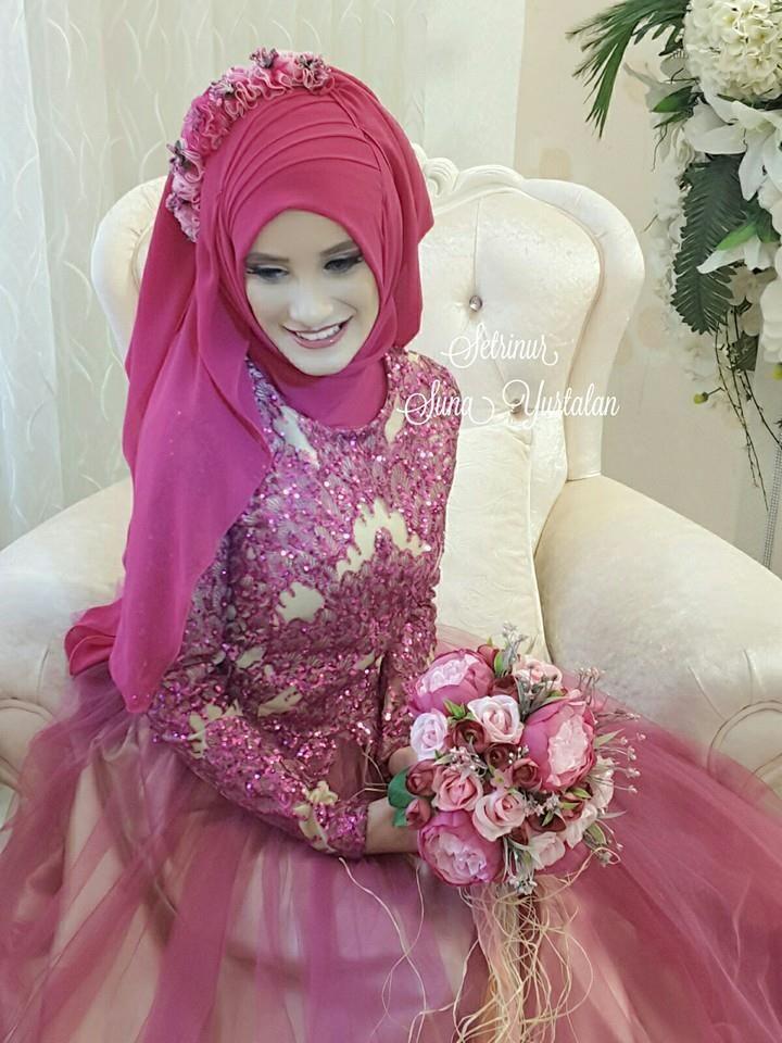 Pin de Ika Nurhayati en Muslim Wedding Dress Ideas | Pinterest