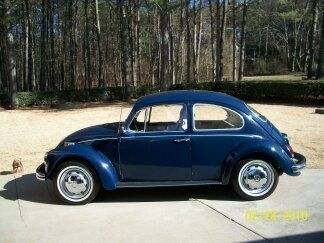 My 69 beetle I still have it!
