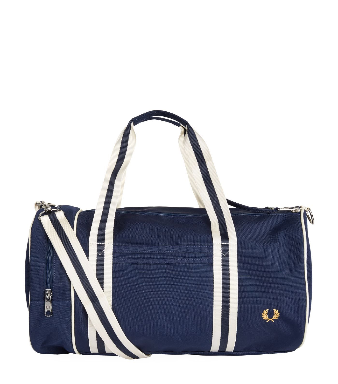 f7e9ba4a2e9cb FRED PERRY TWIN TIPPED BARREL BAG.  fredperry  bags  shoulder bags  hand  bags