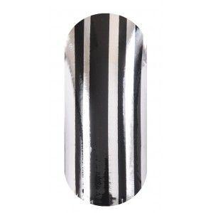 KOOKY Barcode Black & Silver Wraps