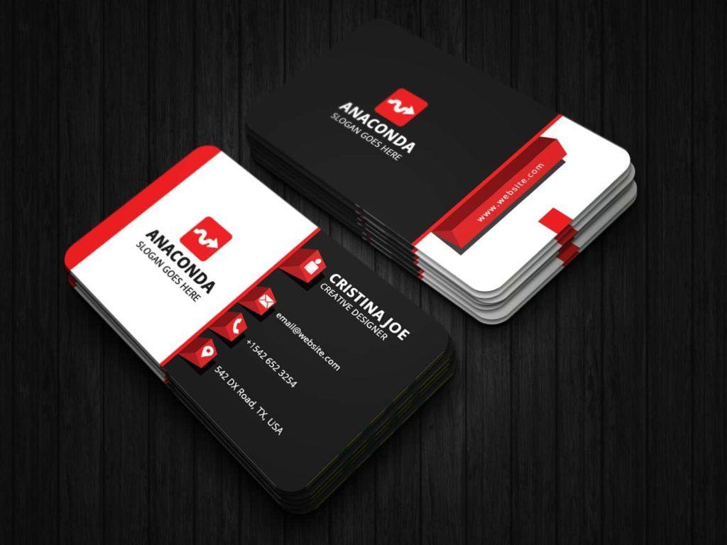10 Best Multi Purpose Colorful Business Card Colorful Business Card 3d Business Card Free Business Card Templates