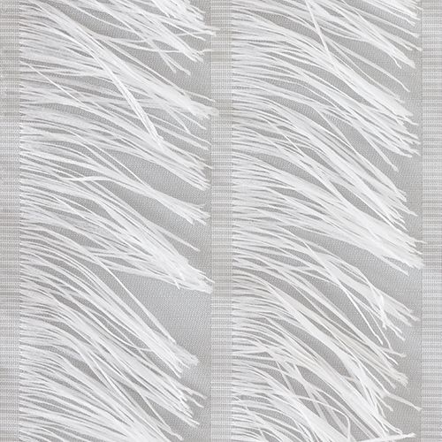 Big Fringe Drapery Knoll Luxe Textile Texture Drapery Knoll