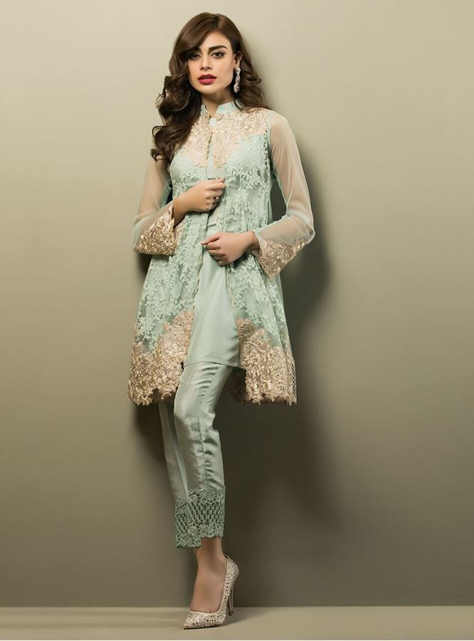71597b0b2b The mint muse in 2019 | Desi clothes | Dresses, Pakistani dresses ...