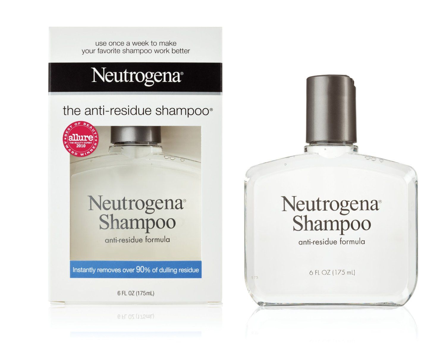 Neutrogena Clarifying Shampoo Only Use Once A Month And Follow Up By Moisturizing Next