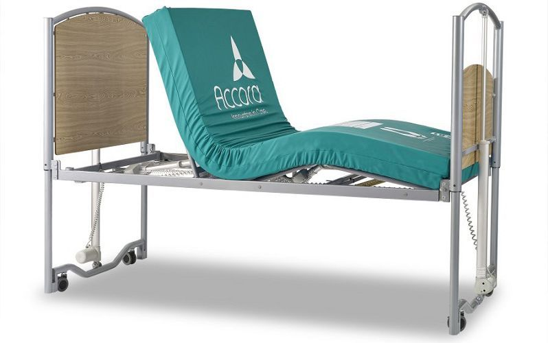 Floorbed By Accora Floor Level Fall Prevention Height Adjustable