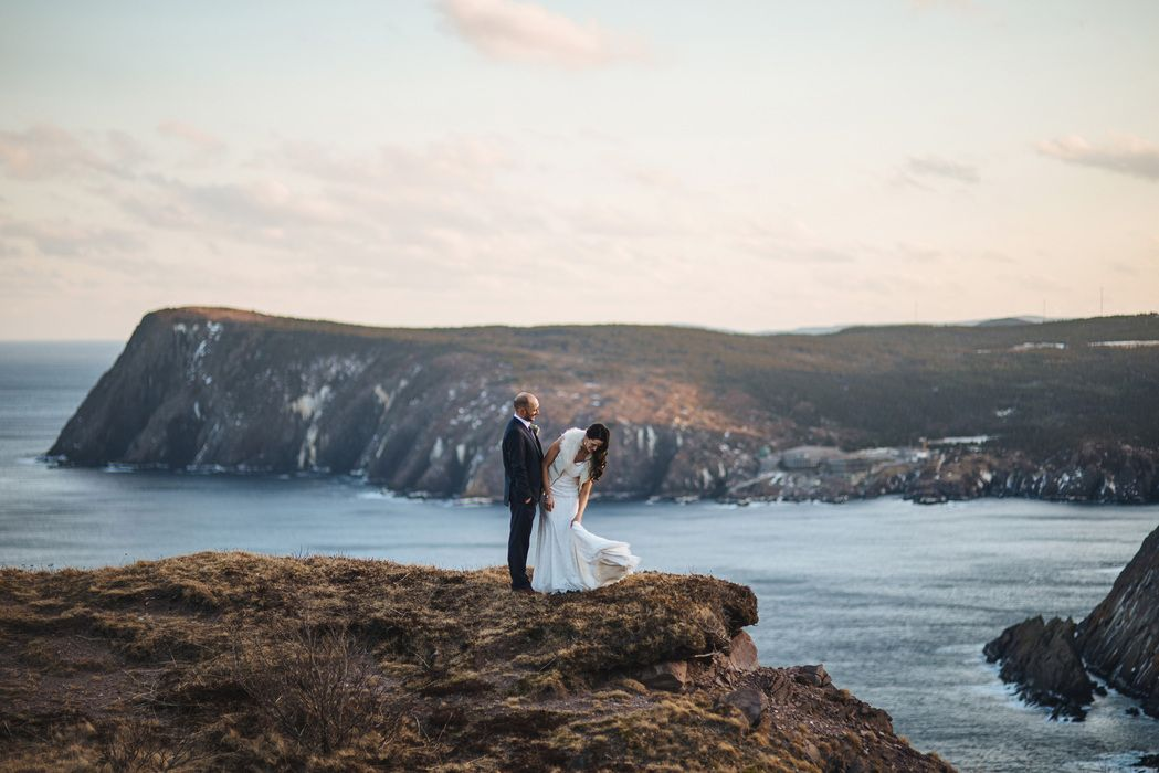 Sandra Lee Photography St Johns Newfoundland Wedding Portrait And Destination Photographer