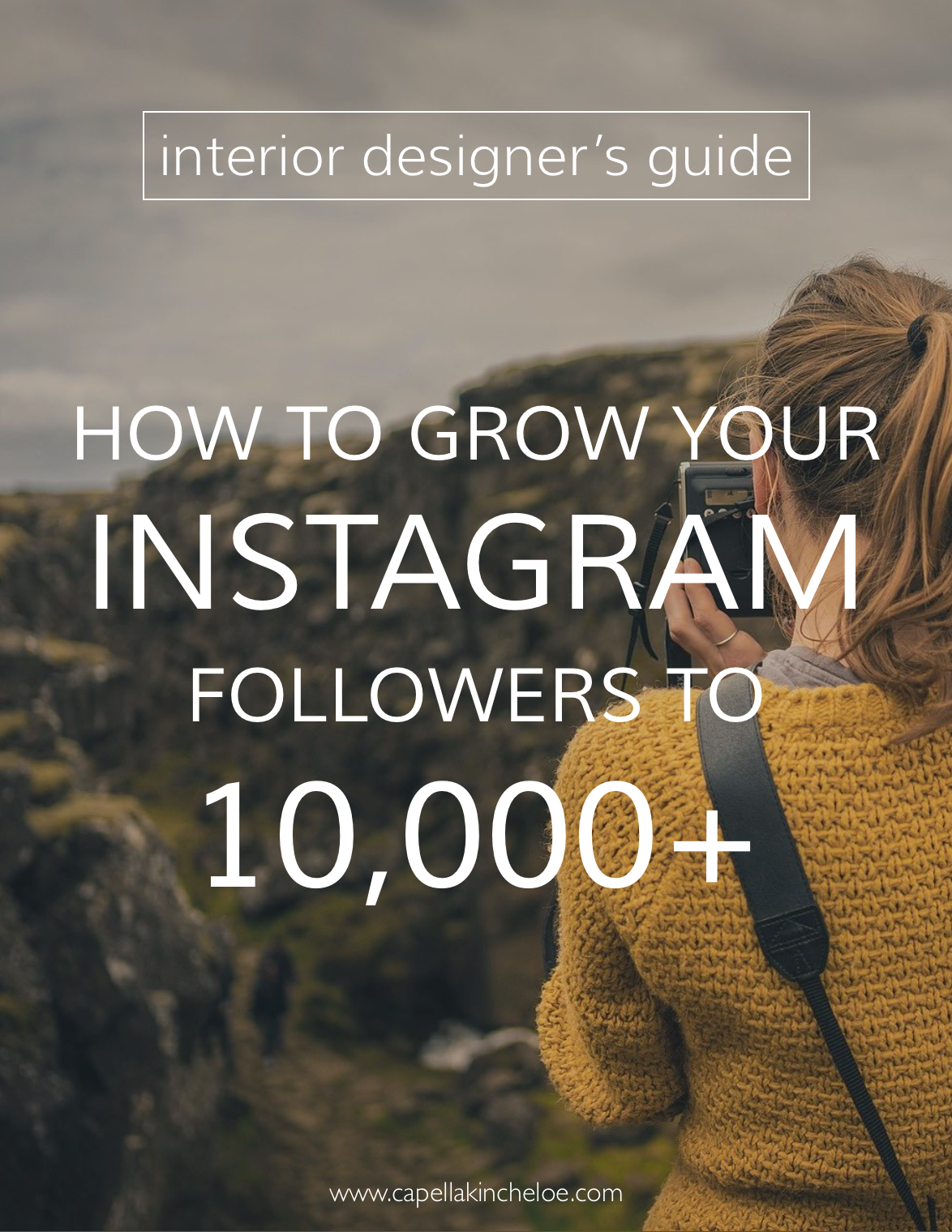 Learn How To Grow Your Instagram Followers Interior Design Business From An