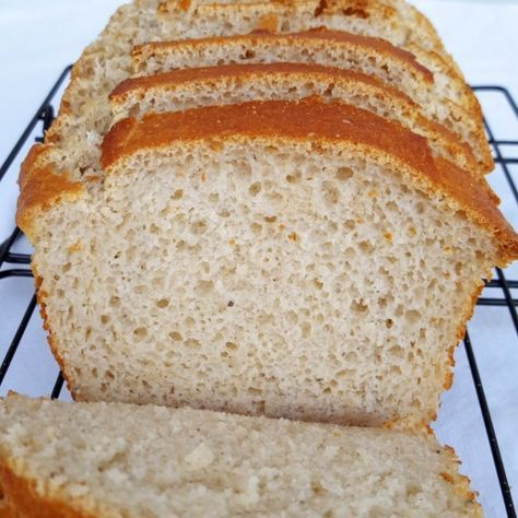 Amazing Gluten Free White Bread Without Xanthan Gum Plus 7 Tips For Making It Recipe Gluten Free Recipes Bread Gluten Free Bread Maker Gluten Free Bread Machine Recipe