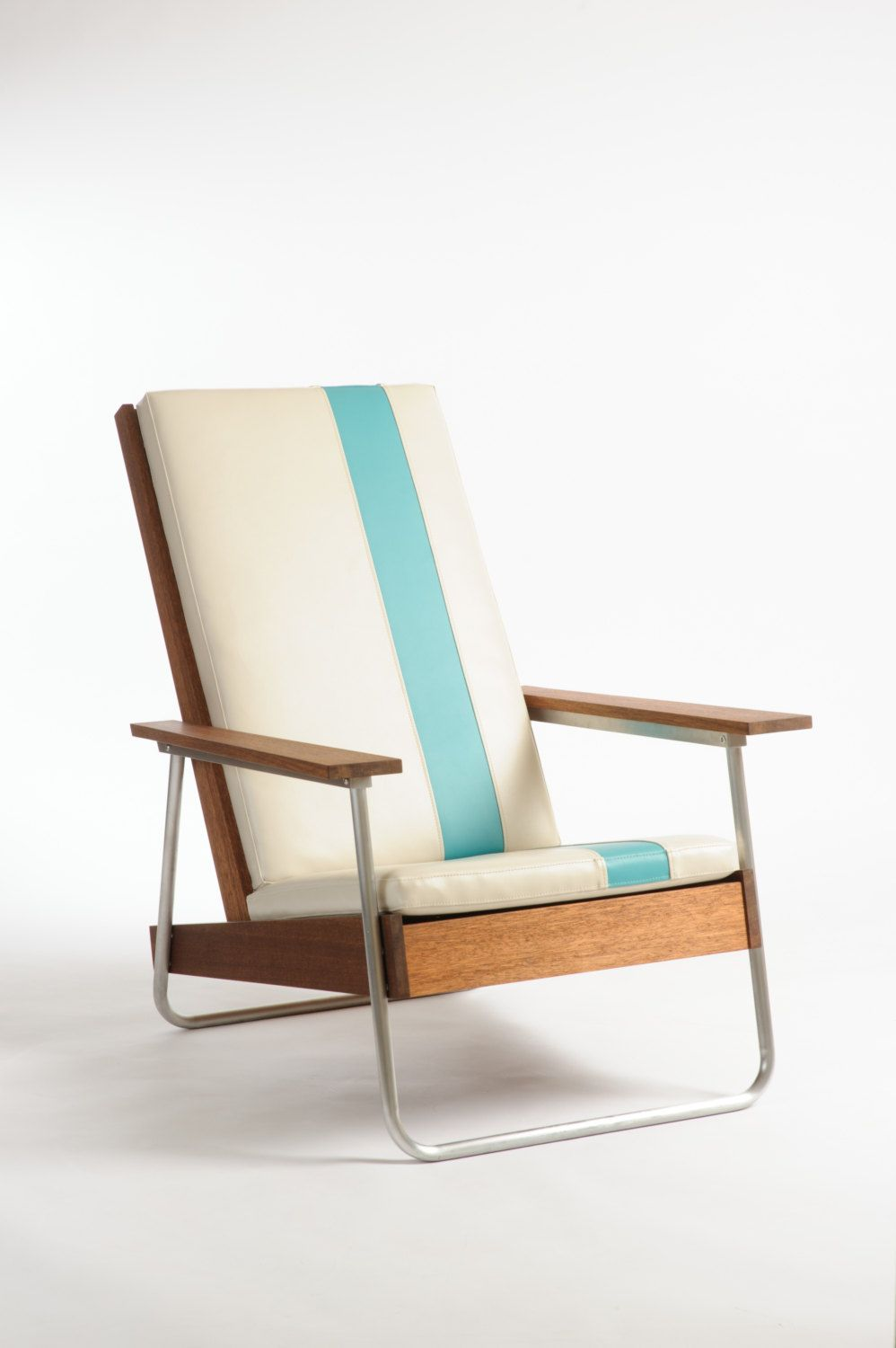 The Belmont Outdoor Leisure Chair 650 00 Via Etsy Mid