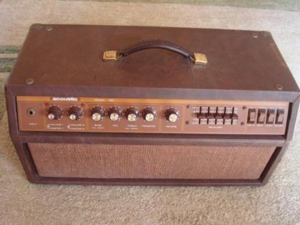 Acoustic 160 Vollröhrenverstärker in Saarland - Wadern   Musikinstrumente und Zubehör gebraucht kaufen   eBay Kleinanzeigen