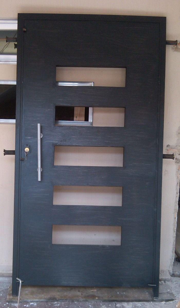 Modelos De Puertas Hierro Modernas Herreria Para Entrada Principal Con Puertas Modernas De Herreria E Puertas De Aluminio Modelos De Puertas Puertas De Hierro