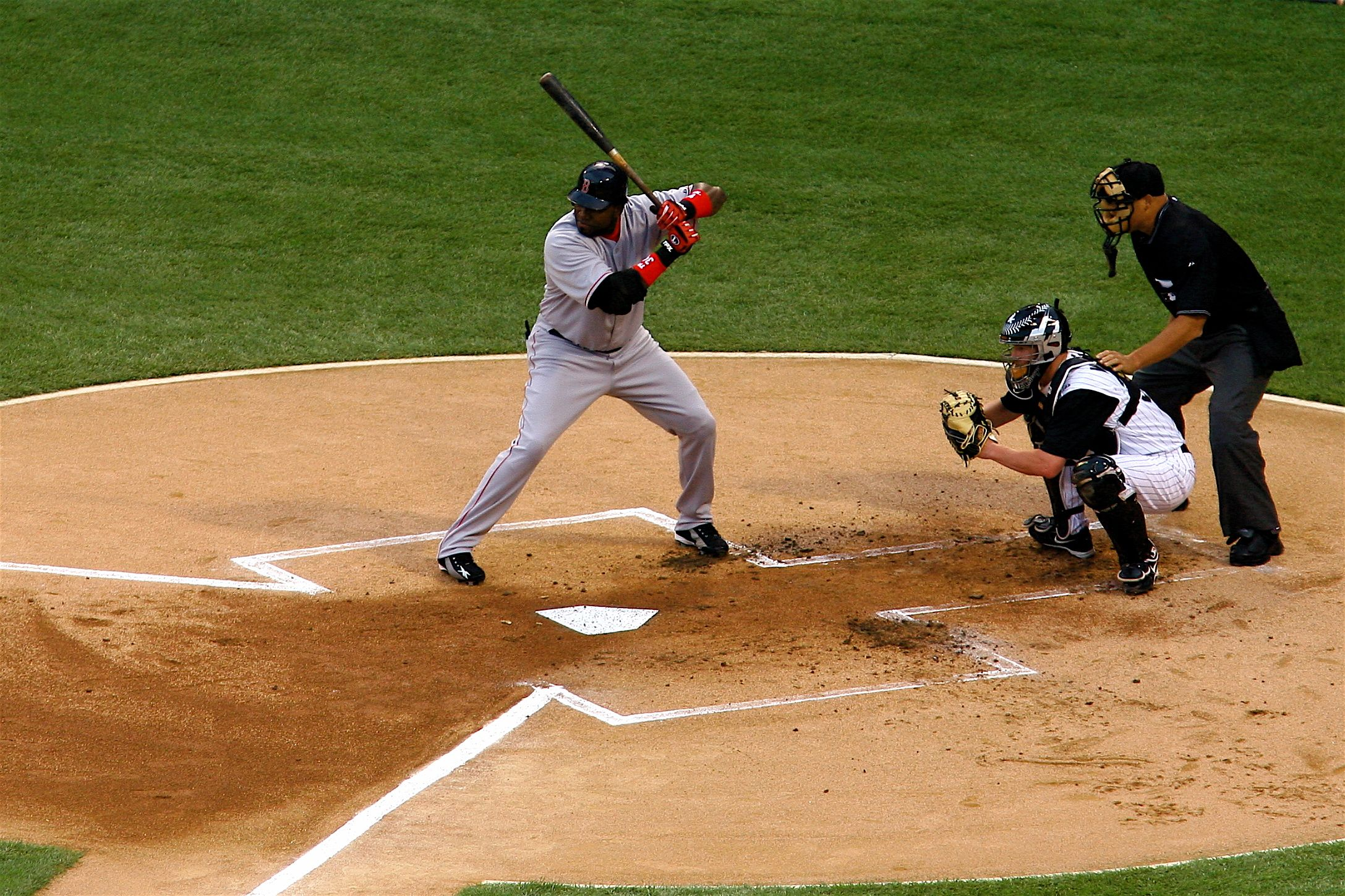 Boss Ortiz Red Sox Batters Box Baseball Cleats Baseball Baseball Tournament