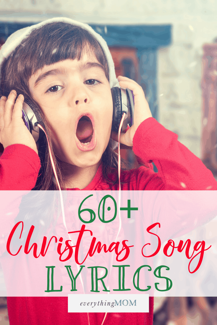 It's the most wonderful time of the year, which means it's time for hot cocoa, Christmas shopping, and lots of Christmas caroling. There's something about the season that makes me want to sing songs everywhere I go, but I am so bad at remembering all the Christmas song lyrics.  #christmas #emomxmas #christmassong #song #holiday #holidaysongs #christmasfeels