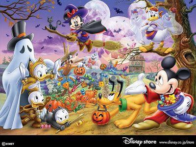 Cute Halloween Backgrounds Disney Halloween Halloween Wallpaper Halloween Cartoons Mickey Halloween