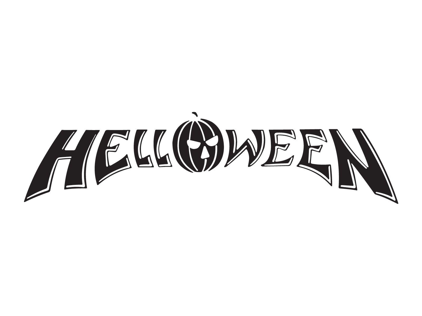 Helloween Logo Wallpaper Metal Band Logos Heavy Metal Music Rock Bands Logos