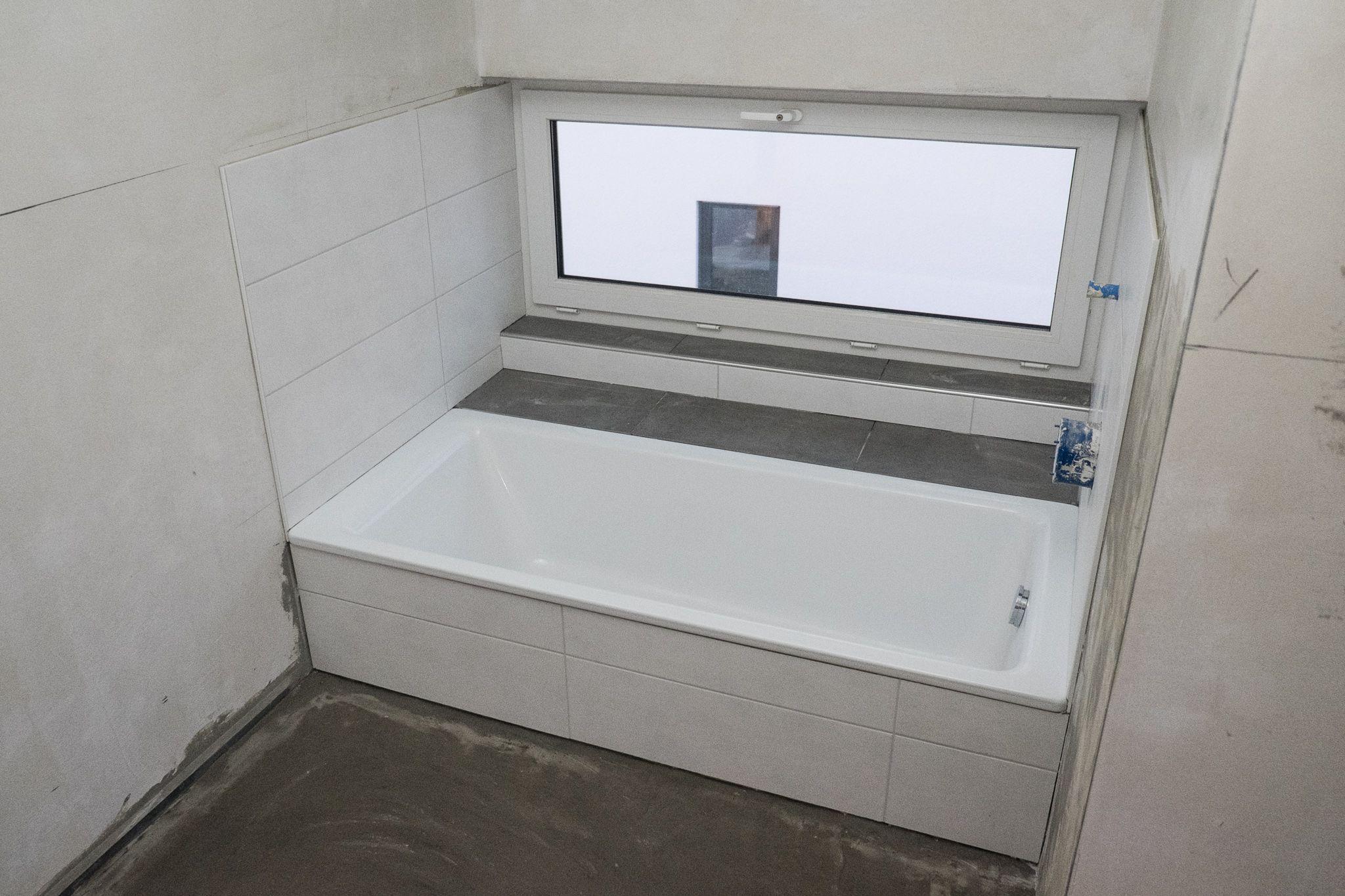 wir bauen in remagen: fliesen ii u0026 badewanne | pinterest