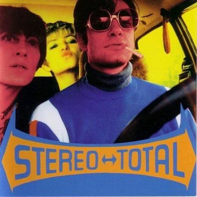 Stero Total - Oh Ah, Yellow