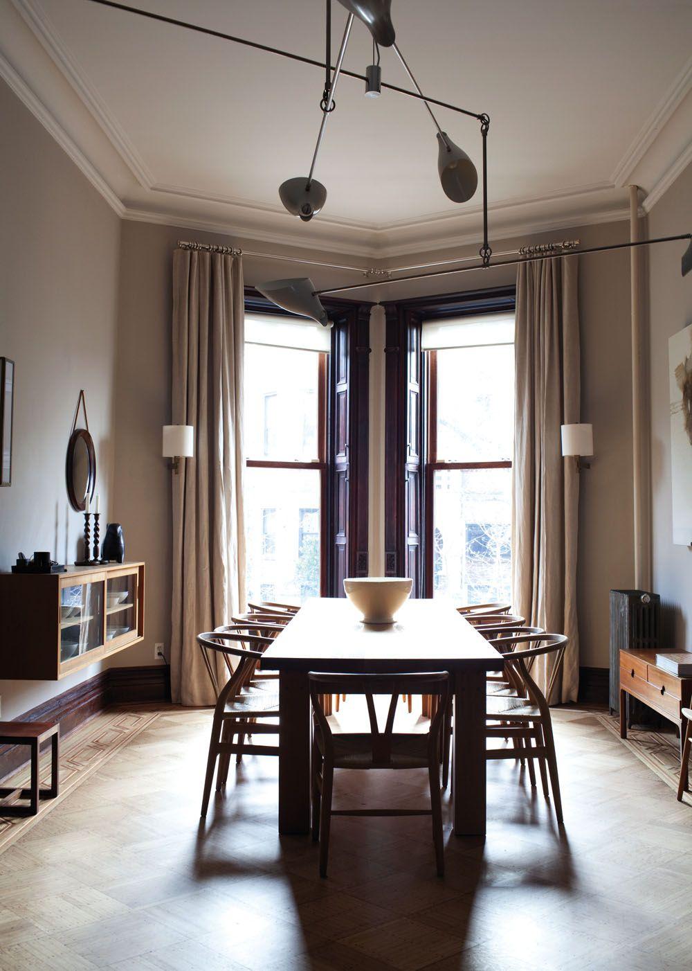 Living in new york interiordesign interior delight 1 for Innenarchitektur esszimmer