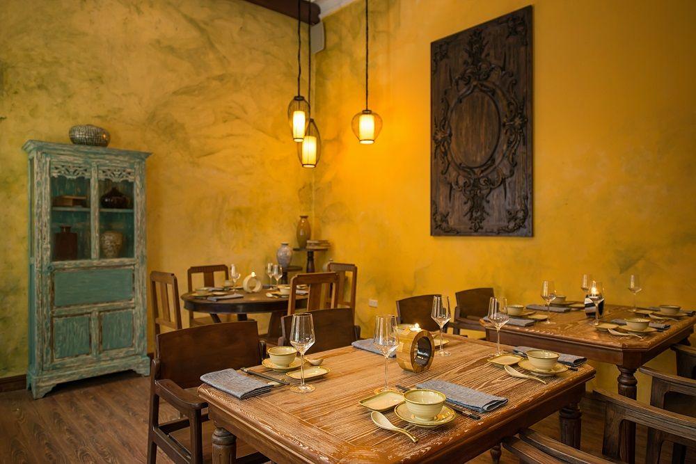 Home Restaurant Hanoi, Vietnam